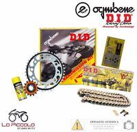 KIT TRASMISSIONE PREMIUM DID CATENA CORONA +2 PIGNONE HONDA CB 900 F HORNET 2002