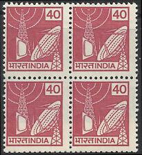 Radio Communications Satellite   Inverted Watermark   error variety India Indien