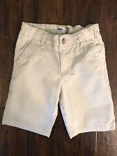 Nwt Old Navy Toddler Boys Light Khaki Dress Shorts Size 5T