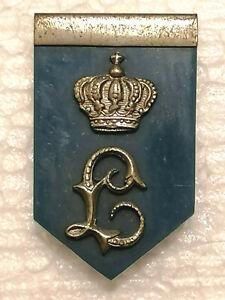 Abzeichen Königin-Luise-Bund KLB - Clipspange aus Bakelit
