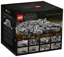 *IN HAND* LEGO 75192 Millennium Falcon STAR WARS Ultimate Collector Series UK