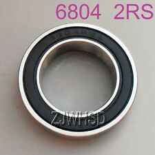 6804 2RS Bearing for Fulcrum F3 Easton Rear Wheel Hope Hubs Variouse 20x 32x 7mm