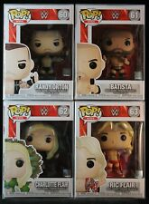 WWE FUNKO RIC Charlotte Flair Gold Pack 2 chiffres NEUF