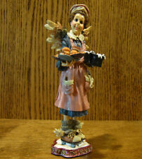 Boyds Folkstone #28246 Ms. Fries, From Retail Store, New/Box Waitresses Angel