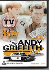 The Andy Griffith Show - 3 Classic Shows Vol 2, DVD, TV Show, PAL All Region
