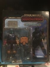 Star Wars Vintage Black Series Credit Collection 6? Heavy Infantry Mandalorian