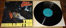 THE DYNAMITES ~ FIRE CORNER ~ UK TROJAN CLANDISC REGGAE SKA LP 1969