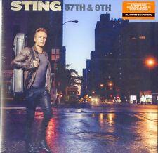 STING 57TH & 9TH VINILE LP 180 GRAMMI NUOVO SIGILLATO !!