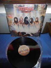 "Angel ""White Hot"" LP CASABLANCA ITA 1977"