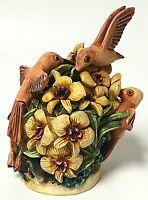 Vintage Harmony Kingdom Jewels Of The Wild Hummingbird Limited Box Figurine