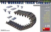MINIART 1:35 Scale Model Kit T41 Workable Track Link Set  MIN35322