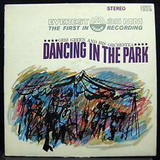 GRIZ GREEN dancing in the park LP VG+ EVEREST 1209 Vinyl 1963 Record