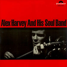 Alex Harvey And His Soul Band  - same  ( UK 1964 )  CD
