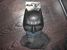 Batman The Dark Knight Rises Batman Cape and PLASTIC Mask SeT ONE SIZE FITS MOST