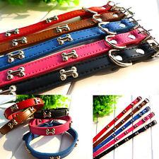 Dog Control Harmless Lead Collar Pet Walking Training Leather Dog Leash Leader