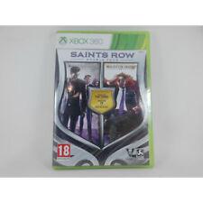 Saints Row The Third + IV Pack - Xbox 360 - Nuevo a Estrenar - 4020628884406 - N