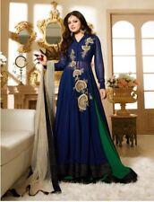 Ethnic Anarkali Salwar Kameez Designer Muslim Suit Indian Pakistani Dress 831