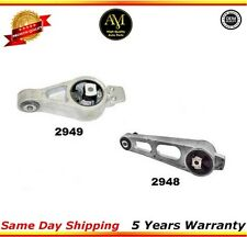 Engine Mount Dodge Neon  A/T Auto Upper Lower Pair Set Kit M055 *