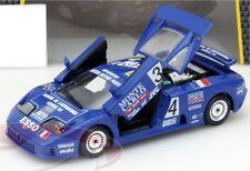 BUGATTI EB110 1:24 Scale Metal Diecast Car Model Die Cast Cars Models