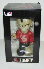 Arizona Diamondbacks Zombie bobblehead Nodder MLB NIB Zombie Night Returns