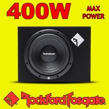 "Rockford Fosgate 10"" Inch PRIME 400w Car Audio Subwoofer Sub Woofer Bass Box NEW"