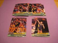 1992/93 Fleer Ultra Indiana Pacers Team Set