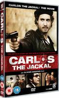 Carlos The Jackal DVD (2010) Édgar Ramírez New