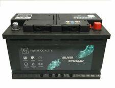 Batteria Auto Equal Quality 12v 100 Ah 820A DX Pronta all'uso Garanzia 24 mesi