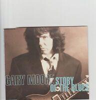 Gary Moore-Story of the Blues UK cd single.