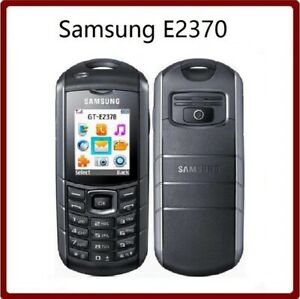 Unlocked Samsung E2370 Xcover 1.77 In Original Mobile Phone Flashlight