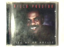 BILLY PRESTON Life of an artist cd ITALY UNIQUE COME NUOVO LIKE NEW!!!