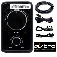 Astro A40 Gaming MixAmp Pro With All Cables for Ps3 Ps4 Xbox 360 Window and Mac