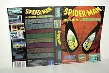 COPERTINA SPIDER-MAN RETURN OF THE SINISTER SIX SEGA MASTER SYSTEM FR1 37602