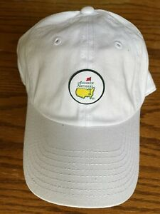 Brand New With Tags Augusta National Members Hat - No Reserve!!