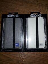 HEX Star Wars Storm Trooper or R2D2 Wallet Case For iPhone X