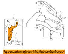 MAZDA OEM 04-09 3 Wiper Washer-Windshield Fluid-Reservoir Tank BN8V67481B