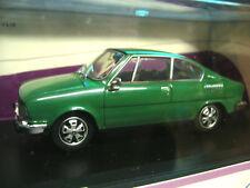 SKODA Coupe 110R 110 R 1970 - 1976 modena green grün NEU NEW Abrex 1:43