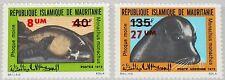 MAURITANIA MAURETANIEN 1973 465-66 307 C145 Seals Robben new Currency ovp MNH