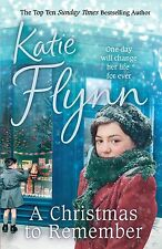 A Christmas to Remember by Katie Flynn Paperback Christmas Book Books A10 LL136