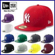 NEW ERA Cappello NEW YORK YANKEES Cap 59FIFTY Hat BASEBALL Skate LOGO NY Nuovo