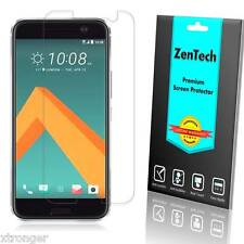 4X ZenTech Clear Screen Protector Guard Shield Film Cover For HTC 10 Lifestyle
