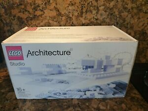 Lego Architecture Studio (21050) Used (100% every piece checked)