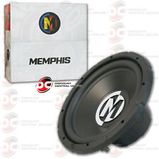 "BRAND NEW MEMPHIS 12"" SINGLE 4-OHM CAR AUDIO SUB WOOFER SUBWOOFER"