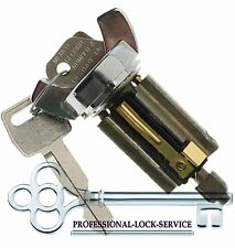 Ford Bronco 80-86 Ignition Key Switch Lock Cylinder Tumbler Barrel 2 Keys