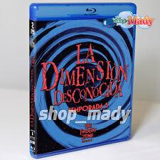 The Twilight Zone - La Dimension Desconocida Temp. 5 Blu-ray en ESPAÑOL LATINO