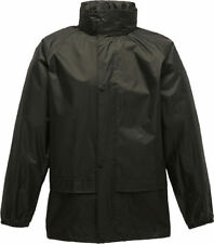 Polyester Button Raincoats for Men