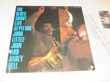 John Little John Carey Bell Live at Pit Inn YUPITERU Audiophile Japan Vinyl:mint