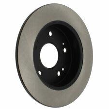 Centric Brake Premium Disc-Preferred Rear For 97-06 Acura / Honda #120.40042