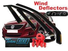 VW TIGUAN 5D 2008 -  Wind deflectors  4.pc  HEKO  31172