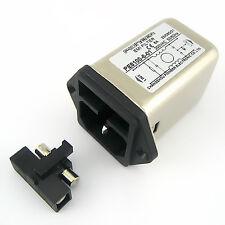 AC Power Entry Modules KFC PWR ENTRY MODULE W FILTER 4A M5